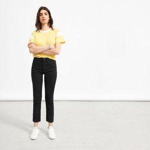 Everlane Jeans - Everlane Straight Jean Black - Size 27